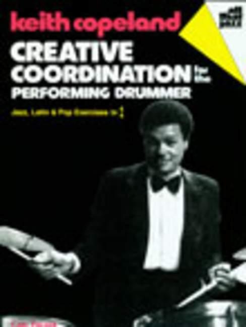 HonnêTeté Creative Coordination For The Performing Batteur Copeland, Keith Percussion-afficher Le Titre D'origine Chaud Et Coupe-Vent